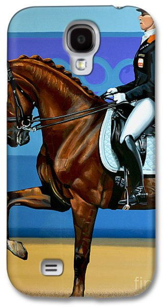 Adelinde Cornelissen On Parzival Galaxy S4 Case by Paul Meijering