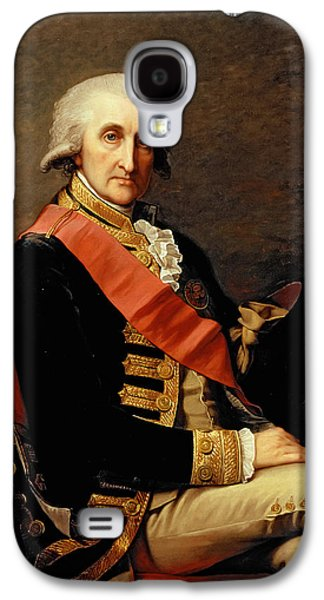 Admiral George Brydges Rodney Galaxy S4 Case by Jean Laurent Mosnier
