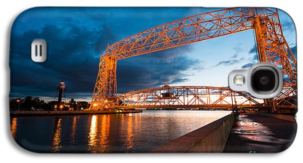 Aerial Lift Bridge Galaxy S4 Case