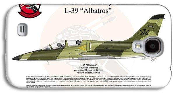 Aero Vodochody Albatros Galaxy S4 Case