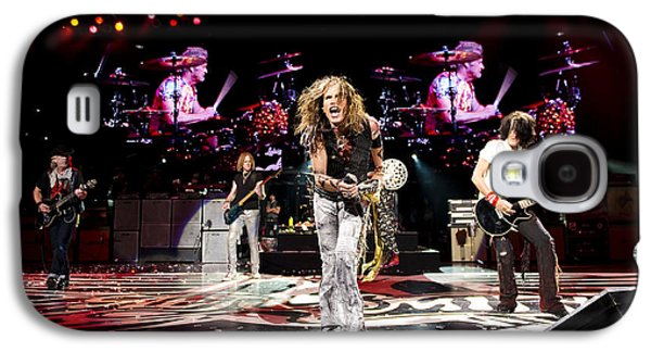 Aerosmith - Austin Texas 2012 Galaxy S4 Case by Epic Rights