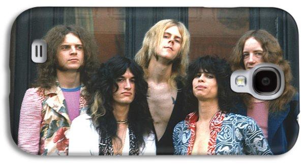 Aerosmith - Boston 1973 Galaxy S4 Case by Epic Rights