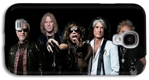 Aerosmith - Global Warming Tour 2012 Galaxy S4 Case by Epic Rights