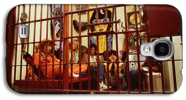 Aerosmith - In A Cage 1980s Galaxy S4 Case by Epic Rights
