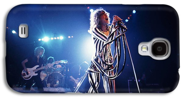 Aerosmith - Pinstripes And Love Bites 1970s Galaxy S4 Case by Epic Rights