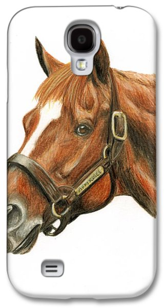 Affirmed Galaxy S4 Case by Pat DeLong