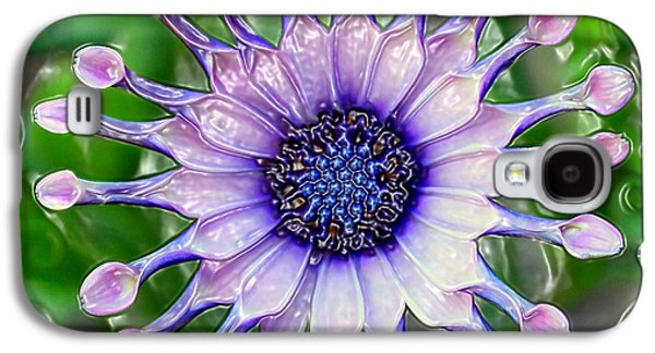 African Daisy For Van Gogh Galaxy S4 Case
