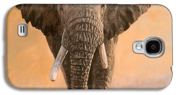 African Elephants Galaxy S4 Case