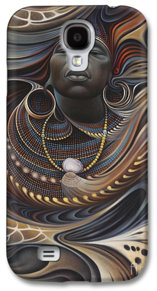 African Spirits I Galaxy S4 Case