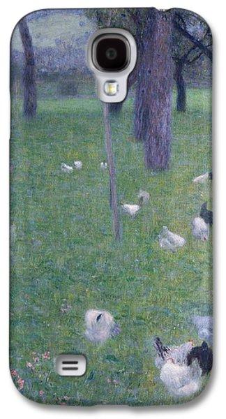 After The Rain Galaxy S4 Case by Gustav Klimt