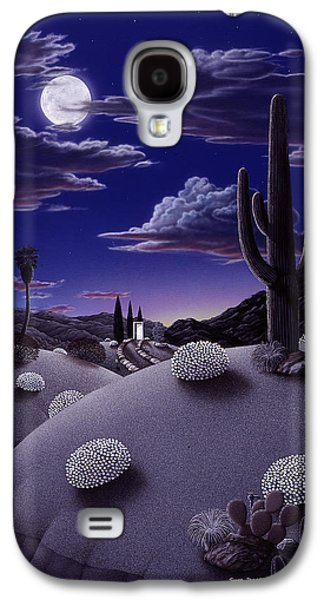 Desert Galaxy S4 Case - After The Rain by Snake Jagger