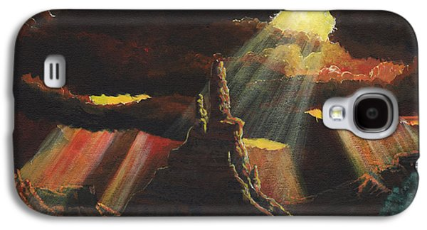 After The Storm Galaxy S4 Case by Timithy L Gordon