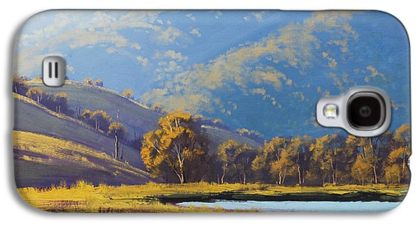 Afternnon Light Lithgow Galaxy S4 Case by Graham Gercken