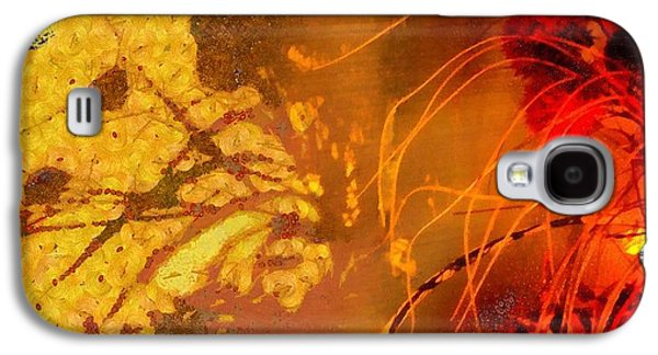 Afternoon Delight Galaxy S4 Case by Janine Riley