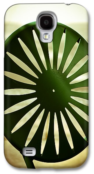 Afternoon On The Terrace Galaxy S4 Case by Christi Kraft