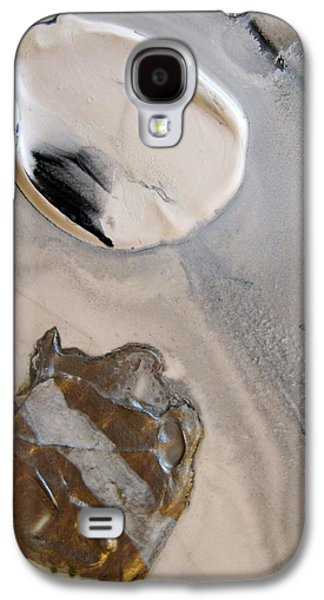 Agate Beach Galaxy S4 Case by Sharon Jones