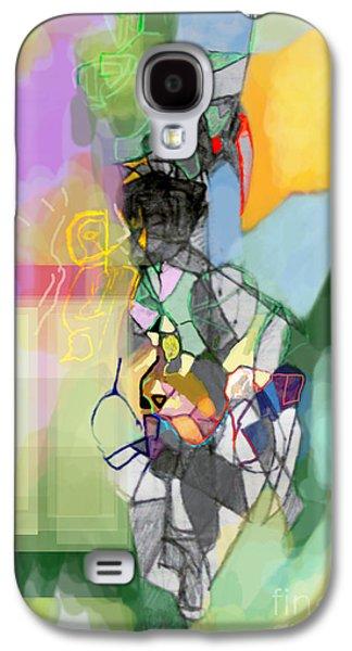 Self-renewal 11cf Galaxy S4 Case