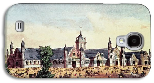 Agricultural Hall, Grand United States Centennial Exhibition, Fairmount Park, Philadelphia Galaxy S4 Case by American School