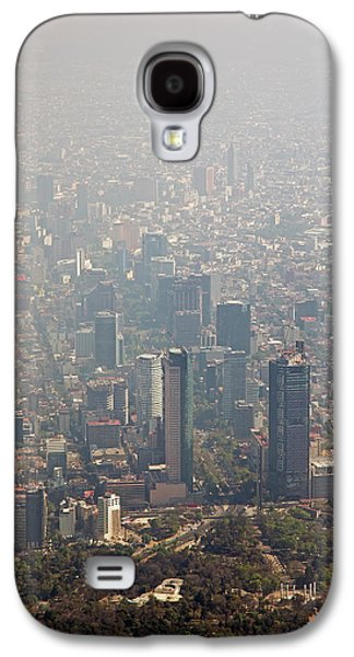 Air Pollution In Mexico City Galaxy S4 Case