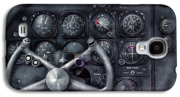 Air - The Cockpit Galaxy S4 Case