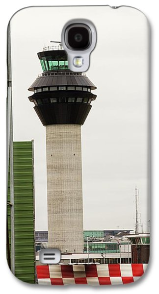 Air Traffic Control Tower Galaxy S4 Case by Ashley Cooper