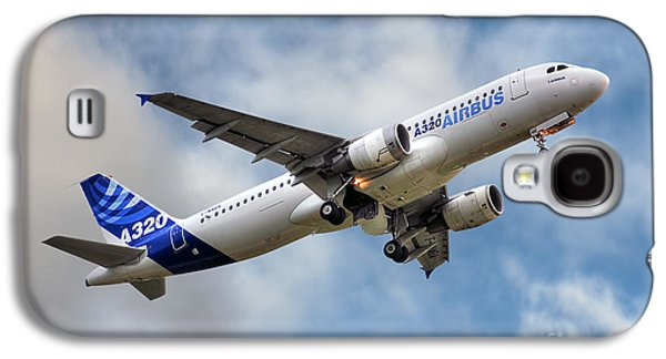 Airbus A320 Galaxy S4 Case