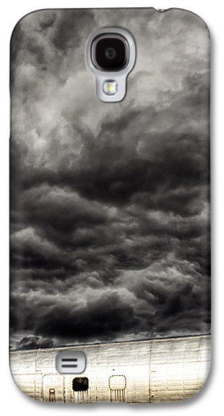 Airplane Galaxy S4 Case by Bob Orsillo