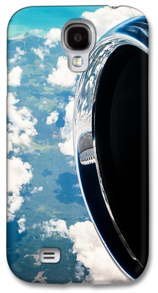 Jet Galaxy S4 Case - Tropical Skies by Parker Cunningham