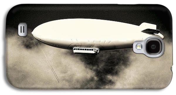 Airship Galaxy S4 Case