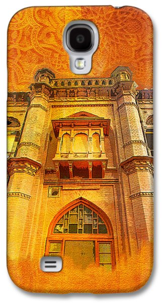 Aitchison College Galaxy S4 Case by Catf