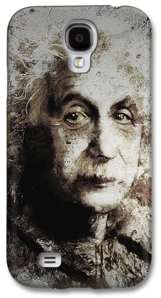 Albert Einstein Galaxy S4 Case