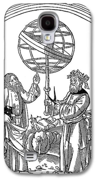 Albertus Magnus (1193-1280) Galaxy S4 Case
