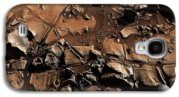 Alexander Hills Bedrock In Mars Galaxy S4 Case