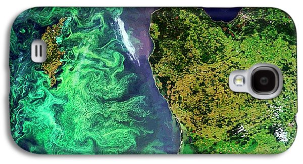 Algal Blooms Galaxy S4 Case