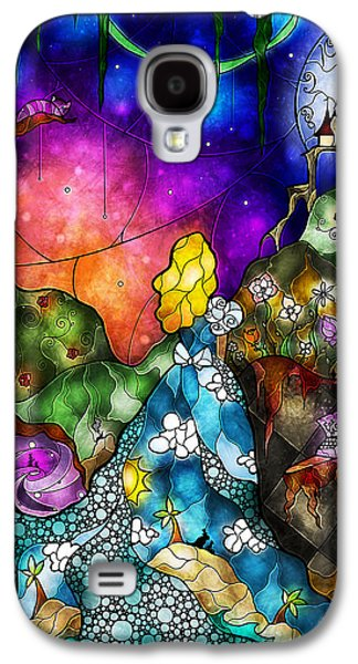 Alice's Wonderland Galaxy S4 Case