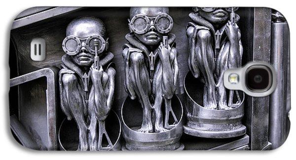 Alien Elton Galaxy S4 Case