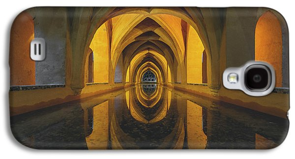 Dungeon Galaxy S4 Case - Aljibe by Javier Puy?