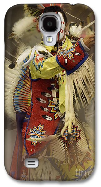 Pow Wow All About Time Galaxy S4 Case by Bob Christopher