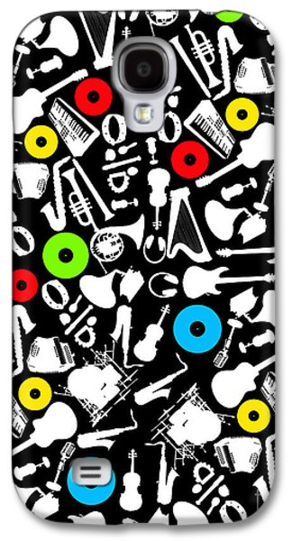 All Abut Music  Galaxy S4 Case