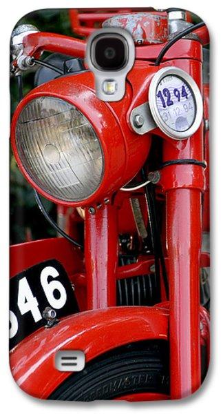 All Original English Motorcycle Galaxy S4 Case