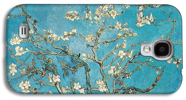 Almond Branches In Bloom Galaxy S4 Case by Vincent van Gogh