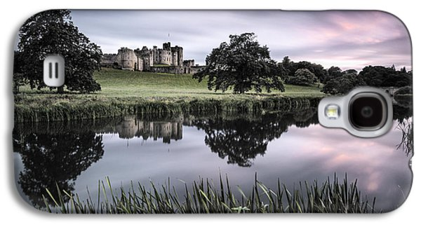 Alnwick Castle Sunset Galaxy S4 Case