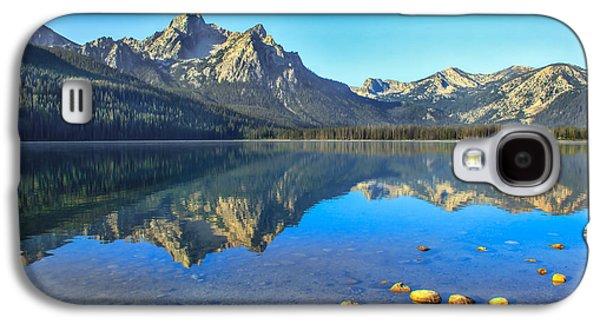Alpine Lake Reflections Galaxy S4 Case