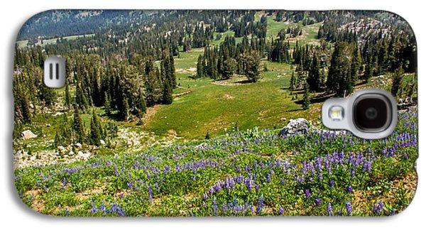 Alpine Meadow Galaxy S4 Case by Robert Bales
