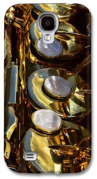 Alto Sax Reflections Galaxy S4 Case
