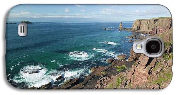 Am Buachaille Sea Stack Galaxy S4 Case
