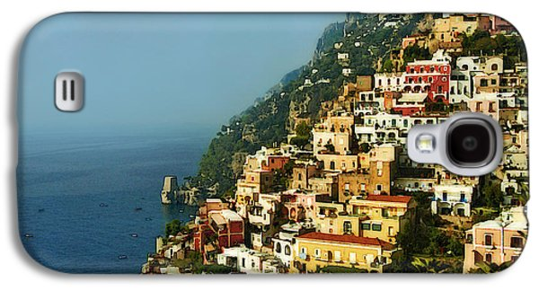 Amalfi Coast Hillside II Galaxy S4 Case