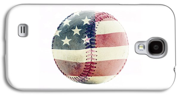 American Baseball Galaxy S4 Case by Terry DeLuco