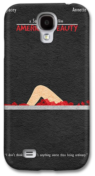 American Beauty Galaxy S4 Case by Ayse Deniz
