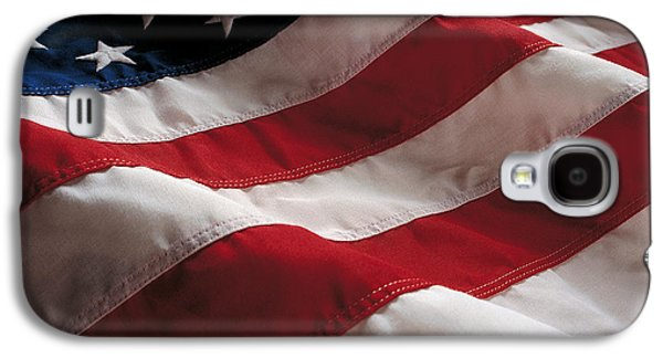 American Flag Galaxy S4 Case by Jon Neidert